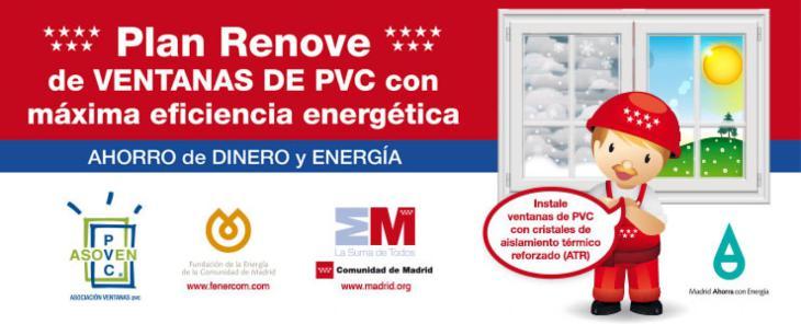 ayudas cambio de ventanas en Madrid