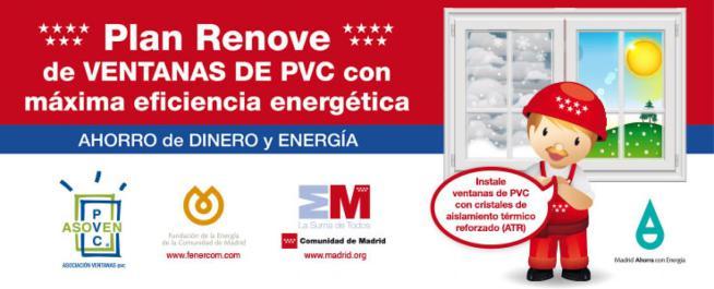 Ayudas para el cambio de ventanas de PVC