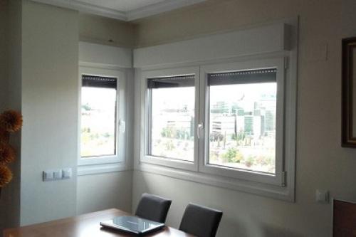 ventana de pvc ahorro energético