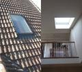 ventanas de tejado de PVC duraderas en Madrid Velux o ROTO