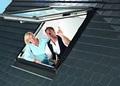Instalación de ventanas ROTO y VELUX en Alcobendas