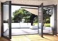 Puerta Plegable de PVC en Madrid norte y zona sierra de Madrid